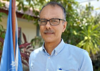 UN Timor-Leste Resident Coordinator's message on COVID19 response and recovery